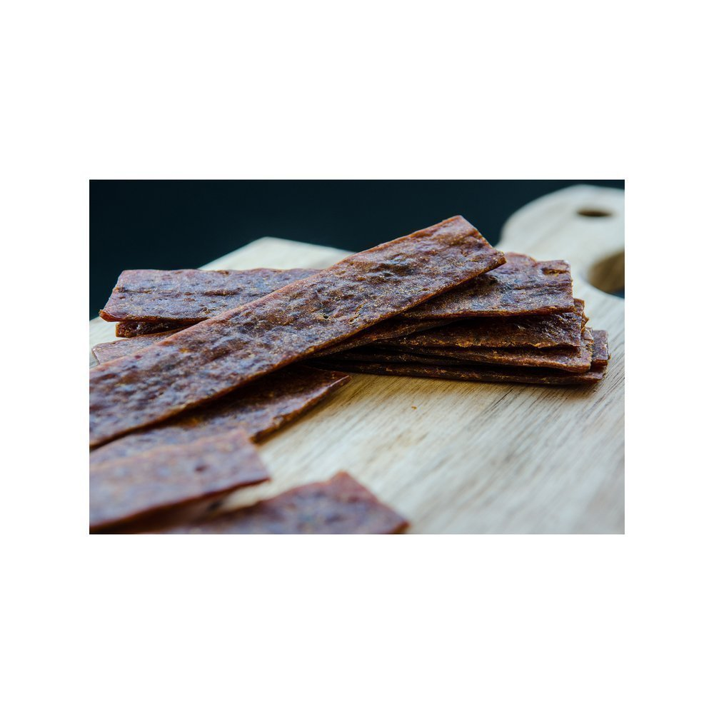 Wild Canadian Pacific Salmon Jerky (Peppered)